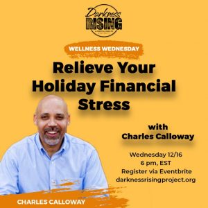 charles calloway relieve your holiday financial stress